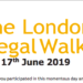London Legal Walk – Help us help others!