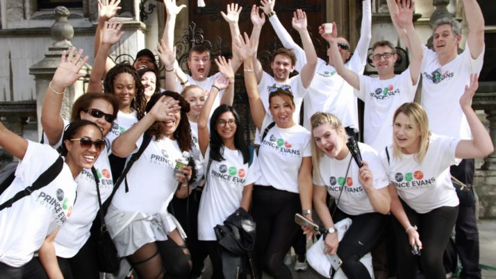 London Legal Walk –  £545 RAISED!