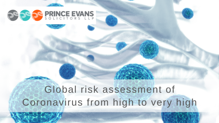 How To Manage The Risk To Business: Coronavirus