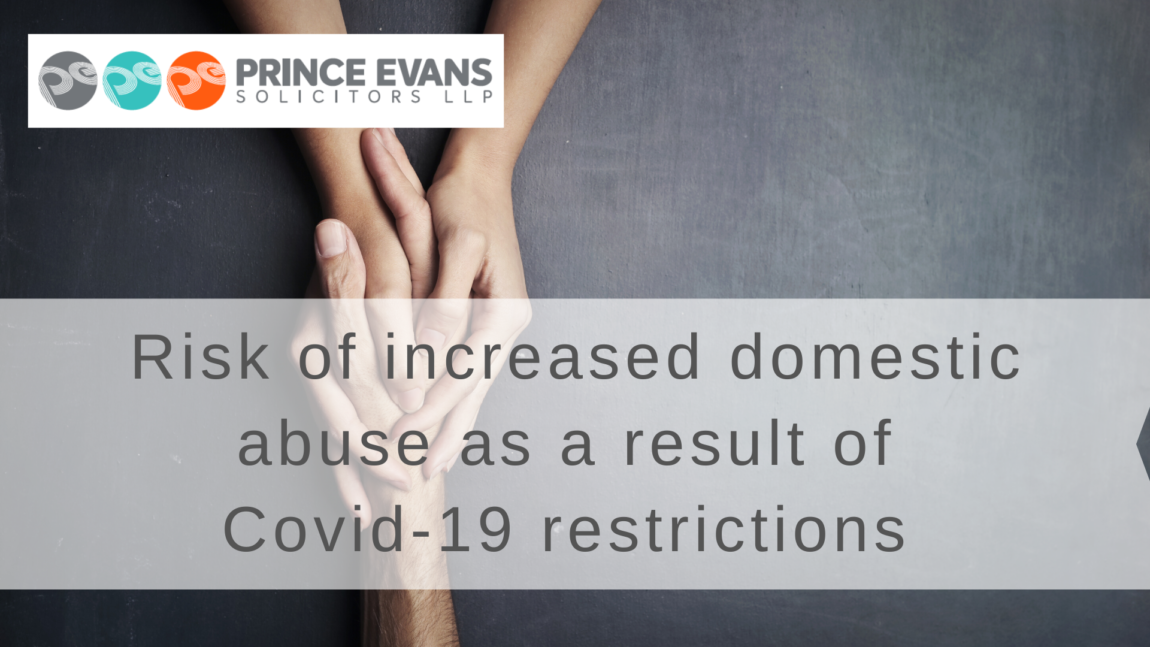 Risk of increased domestic abuse as a result of Covid-19 restrictions