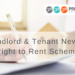Landlord & Tenant News – Right to Rent Scheme