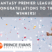 Fantasy Premier League: Congratulations to the winners!