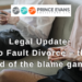 Legal Update: No Fault Divorce – the end of the blame game.