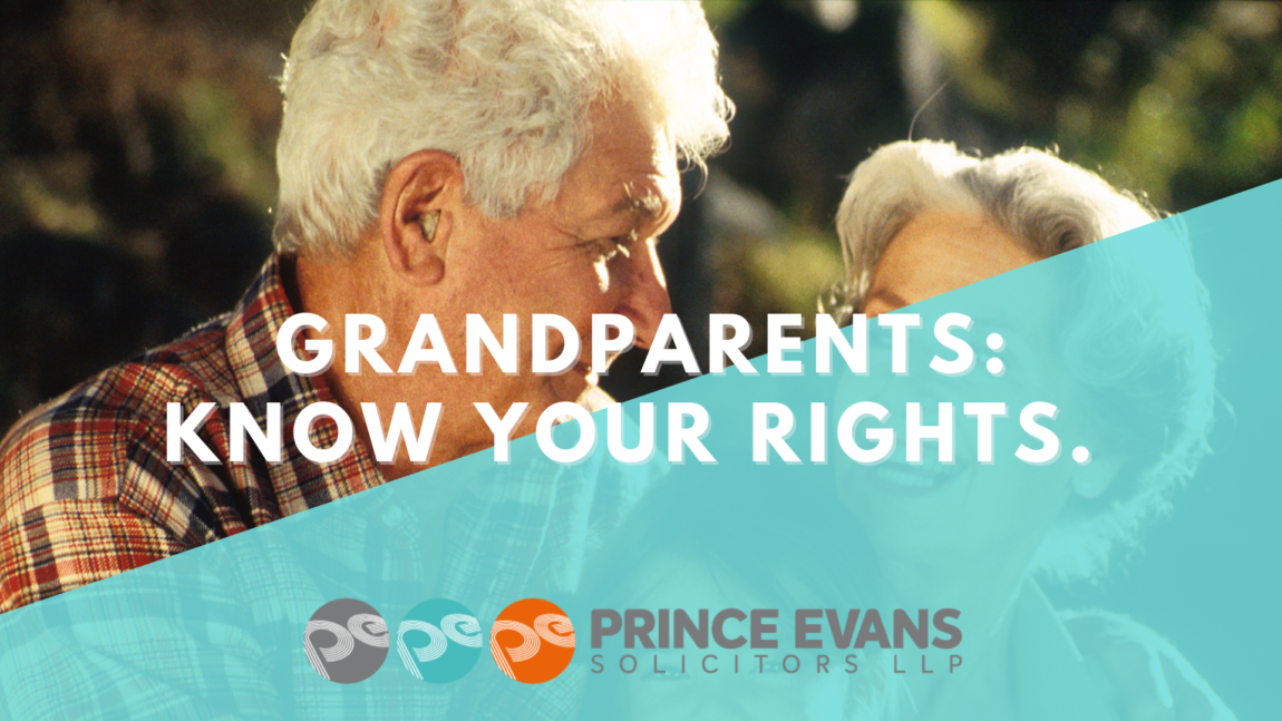 Grandparents: Know your rights.