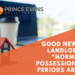 """Good News for Landlords – """"Normal"""" possession notice periods are back."""